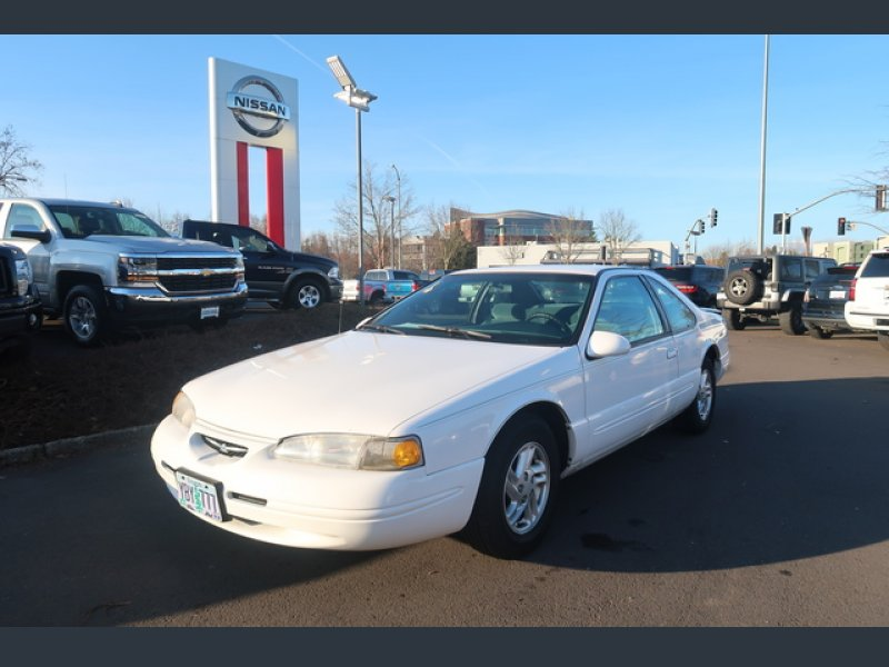 Photo Used 1997 Ford Thunderbird LX for sale
