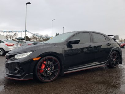 Photo Used 2017 Honda Civic Type R Hatchback for sale