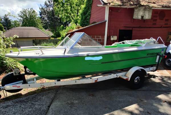 Photo Vintage Speed Boat Pleasure Craft - $4,222 (Portland, OR)