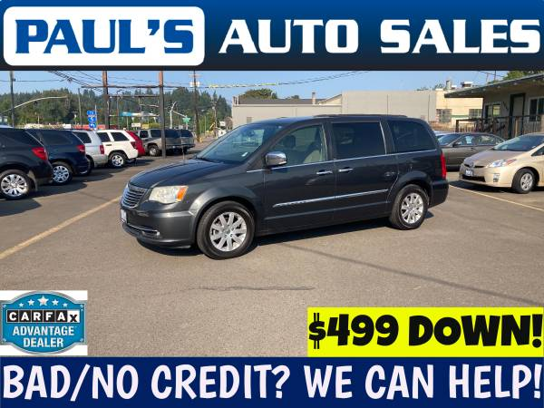 Photo 2011 CHRYSLER TOWN  COUNTRY TOURNING  - $11,990 (BAD CREDIT IS NO PROBLEM HERE)