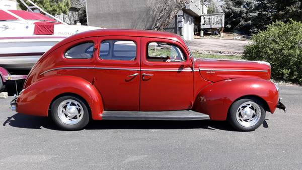 Photo 1940 Ford - $17500