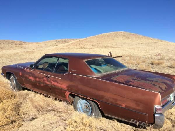 Photo 1971 Buick Electra 225 2-Door - $1500 (Rush)
