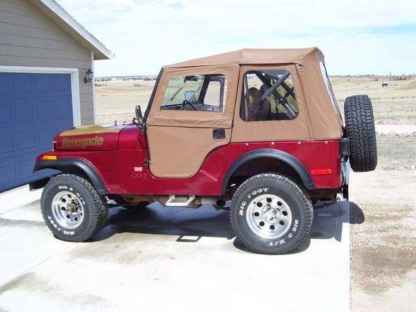 Photo 1978 Jeep CJ5 - $12500