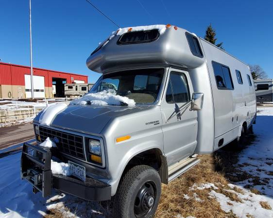 Photo 1983 CUSTOM TURTLE TOP QUIGLEY RV - $33867 (11145 E US HWY 24, FALCON, CO)