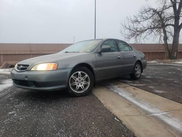 Photo 1999 Acura TL 3.2 - $1600 (Colorado Springs)