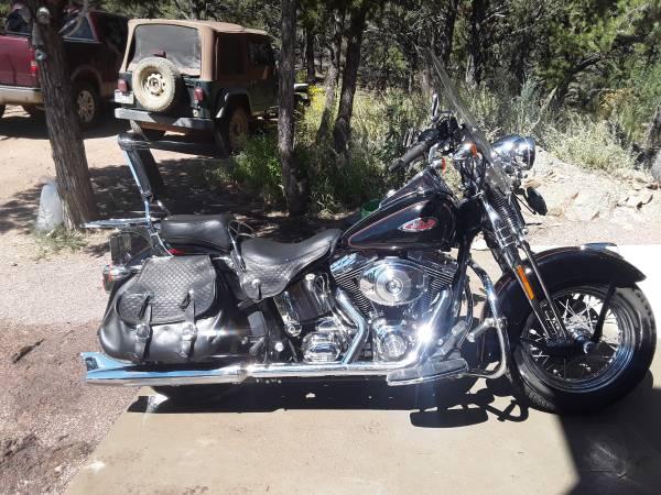 Photo 2002 Harley Davivson Heritage Springer - $7,500 (Cotopaxi)