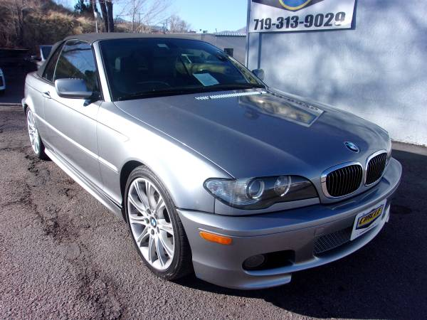 Photo 2005 BMW 330ci. LOW MILES, Convertible. SWEET RIDE - $5995 (Colorado Springs)