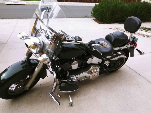 Photo 2006 Harley Heritage Softail - $8,500 (Stetson Hills)