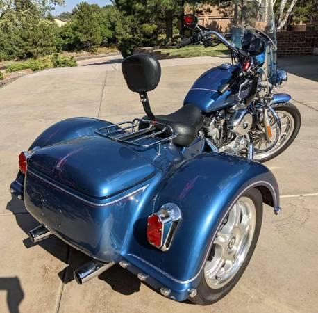 Photo 2006 Harley Sportster Trike - $18,000 (GoG  I25)
