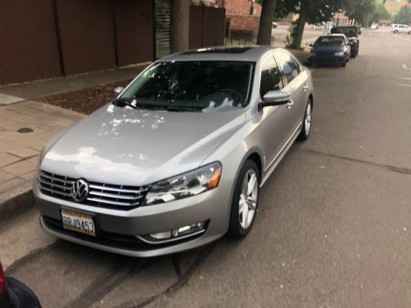 Photo 2013 VW Passat TDI SEL Premium - $11,111 (Colorado Springs)