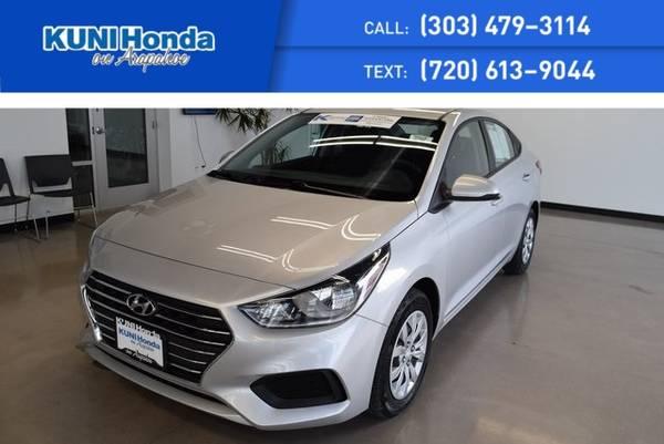 Photo 2019 Hyundai Accent SE - $11993 (Centennial)