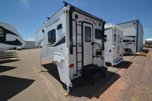 Photo 2020 ADVENTURER 86FB Long or Short bed truck cer - $32600 (ONAN GENERATOR www.boardmanrv.com)