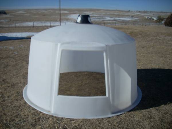 Photo ANIMAL SHELTER - Poly Dome (canon city)