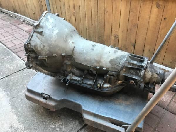 Photo Chevrolet Turbo 400 transmission