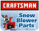 Photo Craftsman  Sears Snow Blower Parts (Black Forest)