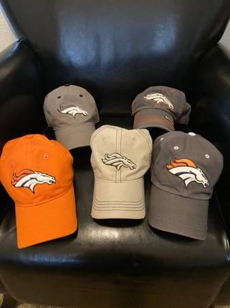 Photo Denver Broncos Hats - $20 (Colorado Springs)