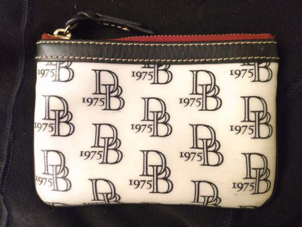 Photo Dooney and Bourke coin makeup pouch - $20 (Colorado Springs)
