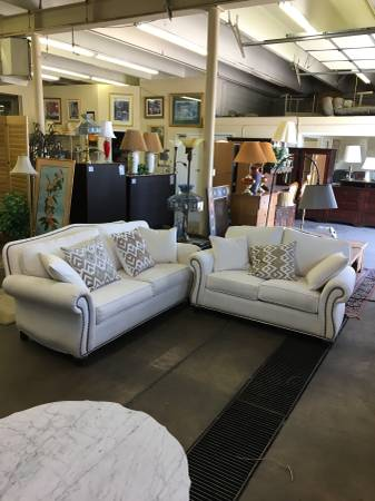 Photo Ethan Allen Sofa and Loveseat - $400 (Colorado Springs)