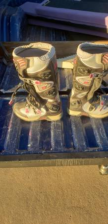 Photo Fox Comp 5 Womens Size 9 Boots - $60 (NE Colorado Springs)