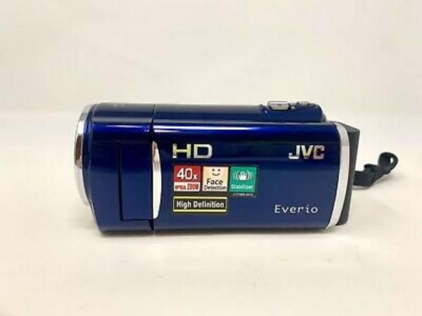 Photo JVC EVERIO HD CAMCORDER WCHARGER - $200 (Colorado Springs)