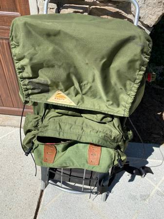 Photo Kelty External Frame Backpack - $35 (SW Colo Sprgs)