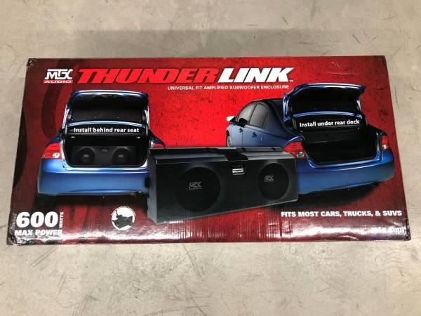 Photo MTX Thunderlink subwoofer - $140 (Falcon)