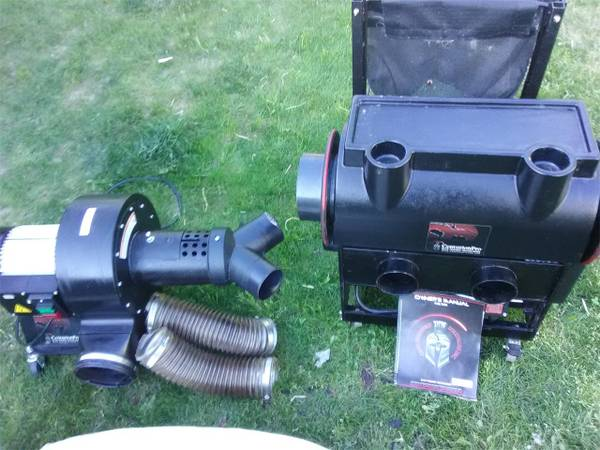 Photo New in the box Centurion Pro Original bud trimmer save thousands - $6,900 (Woodland Park)
