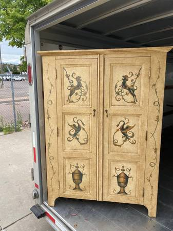 Photo Really nice cabinet REDUCED - $100