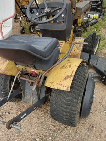 Photo Sears garden tractor - $300 (Colorado Springs)