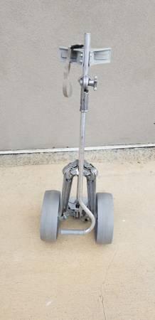 Photo Spartan Bag Boy Golf Bag Push Cart - $30 (Colorado Springs)