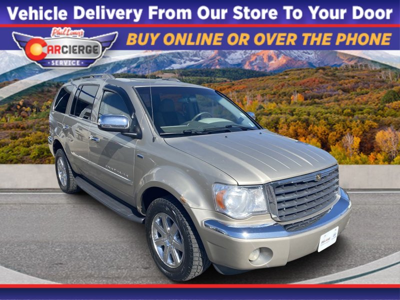 Photo Used 2008 Chrysler Aspen AWD Limited for sale