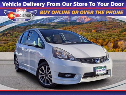Photo Used 2013 Honda Fit Sport w Navigation for sale