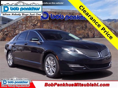 Photo Used 2014 Lincoln MKZ  for sale