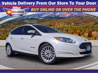 Photo Used 2017 Ford Focus Electric Hatchback for sale
