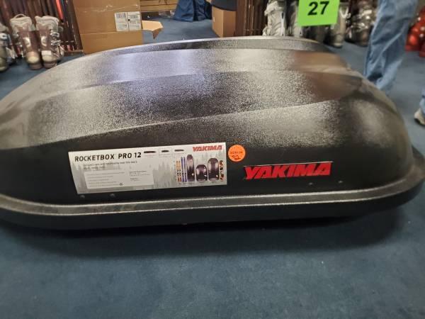 Photo Yakima Rocket Box Pro 12 - $299 (Colorado Springs)