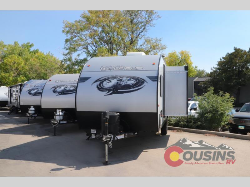 Photo 2021 Forest River Rv Cherokee Wolf Pup Black Label 17JGBL $ 20988