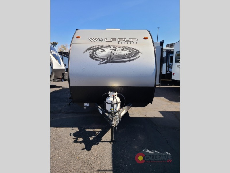 Photo 2021 Forest River Rv Cherokee Wolf Pup 17JG $ 18988