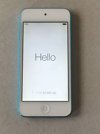 Photo iPod Touch 5th Generation - $50 (Briargate)