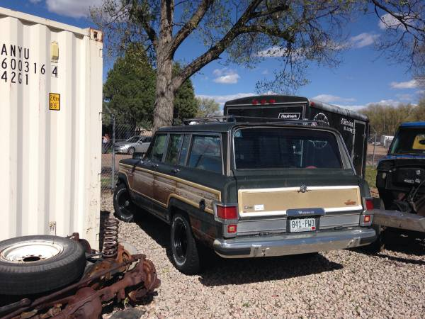 Photo jeep grand wagoneer - $2800 (NW springs)