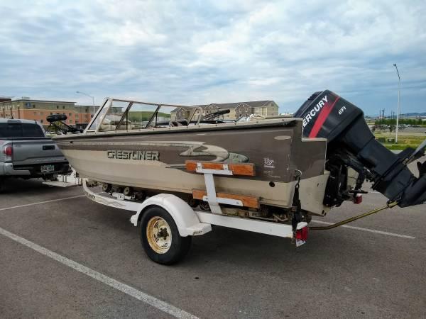 Photo 18 1239 Crestliner Boat - $15,000 (Rapid City)