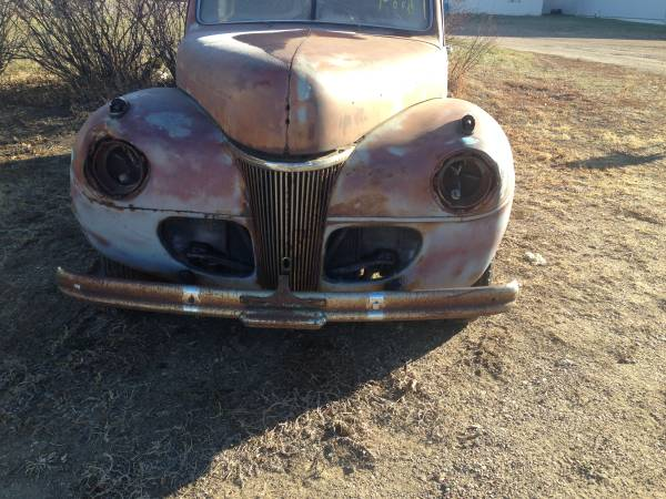 Photo 1941 Ford - $4,199 (Sioux Falls)