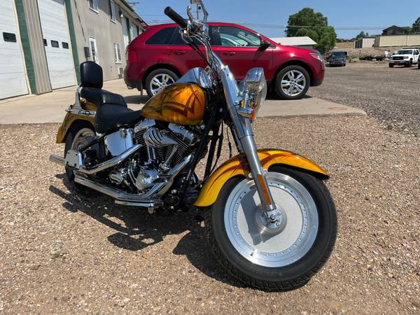 Photo 2003 Harley Davidson Soft Tail - $9,900 (2203 5th Ave)