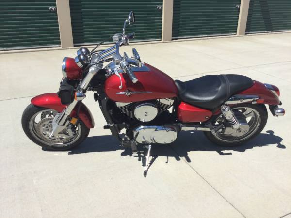 Photo 2008 Kawasaki VN 1600 Mean Streak - $4,500 (Rapid City, SD)
