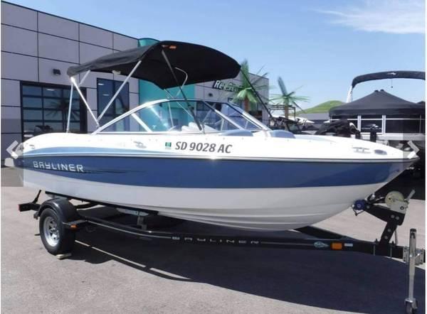 Photo 2012 Bayliner 185 Bowrider - $16,950 (Spearfish)