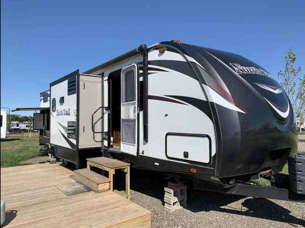 Photo 2015 Heartland Northtrail 33 ft. Bunkhouse Cer - $27,500 (Spring Creek)