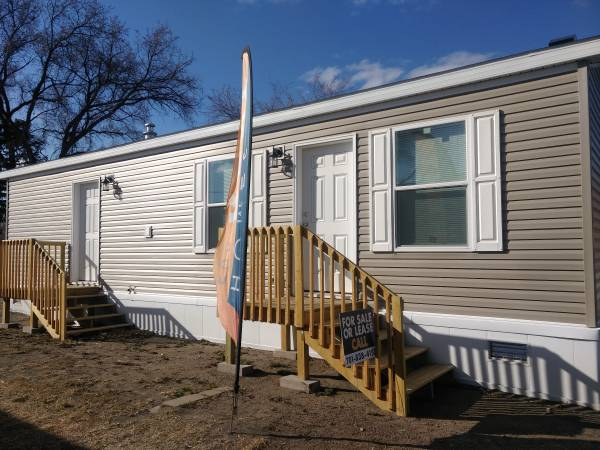 Photo 2020 BRAND NEW HOME FOR SALE (Minot MHP North Star MHP)