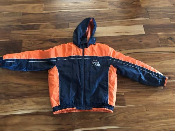 Photo Denver Broncos Coat- Adult XL - $100 (Rapid City)