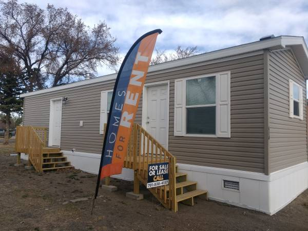 Photo FOR RENT OR RENT CREDIT PROGRAM OFFERED ALSO 2020 HOME (Minot MHP North Star MHP)