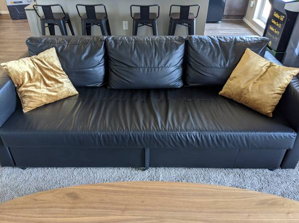Photo IKEA Sleeper Sofa - $295 (Sioux Falls)