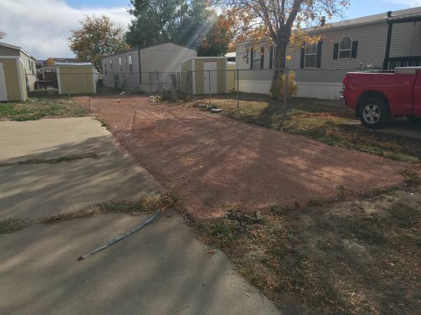Photo Mobile Home Lot For Rent (Rapid City)